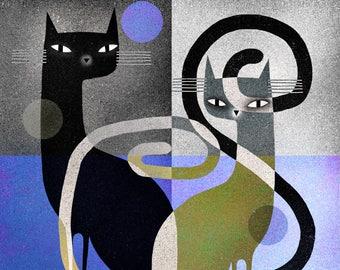 OVERLAP CATS