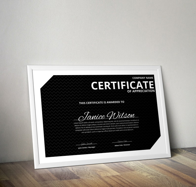 Word Template For Certificate from i.etsystatic.com