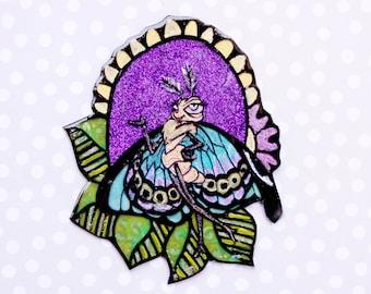 Bug's Life Gypsy  Brooch