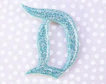 Cinderella Blue Disney D brooch