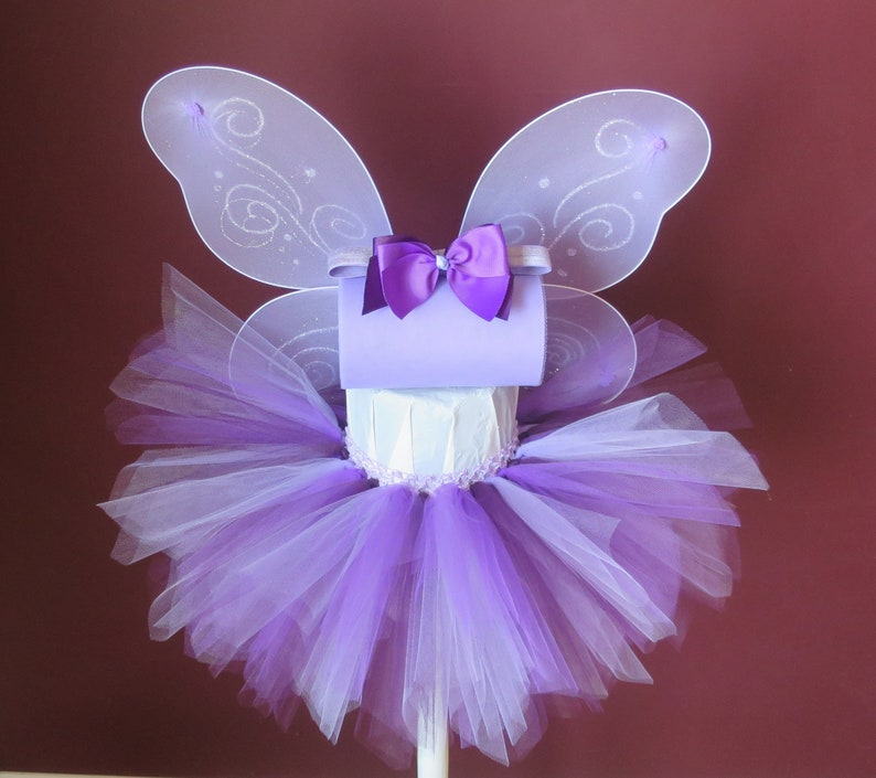 s and size. Infant Baby Toddler Fairy Tutu Halloween Costume with Fairy Wings and Hair Bow YOU choose what item