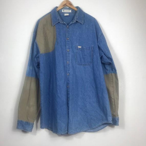 Columbia Denim Shirt / Chambray Shirt