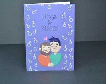Hugs & Kisses (Male)