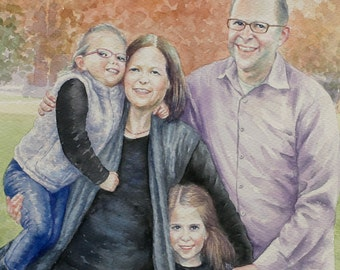 Mothers Day Gifts for Her. Personalized Gift for Mom. Gifts for Women. Mother's Day Gifts for Wife. Grandma Gifts. Custom Family Portrait