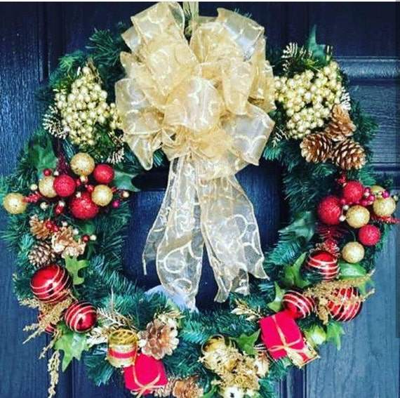 image 0 - Elegant Christmas Wreaths