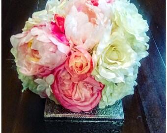 Bride Bouquet, Spring Bouquet, Peony Bouquet, Peony Bouquet Wedding, Spring Wedding Bouquet, Wedding Bouquet, Bride Bouquet Pink, Bouquet