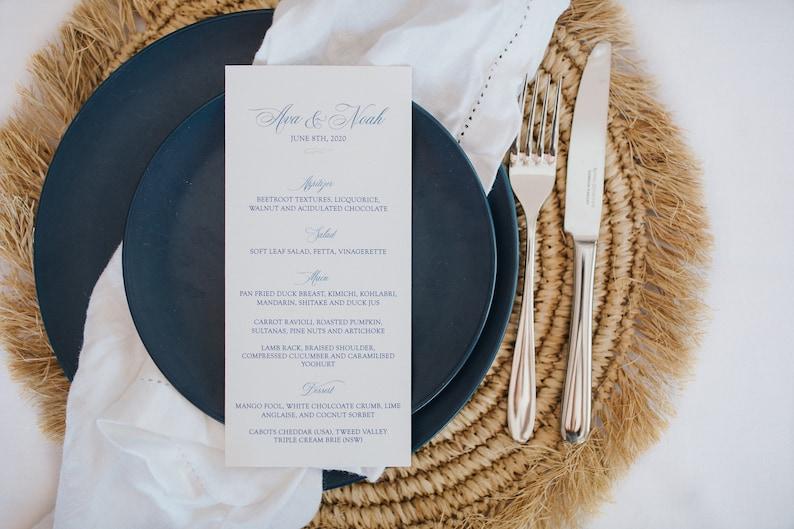 HANNAH  Hamptons menu image 0