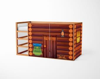 Ikea Etagenbett Vorhang : Hochbett rutsche ikea mit home design