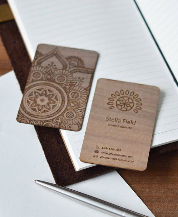 Wizytówki Spersonalizowane Wizytówki Wizytówki Rustykalne Wizytówki Spersonalizowane Wizytówki Karty Drewniane