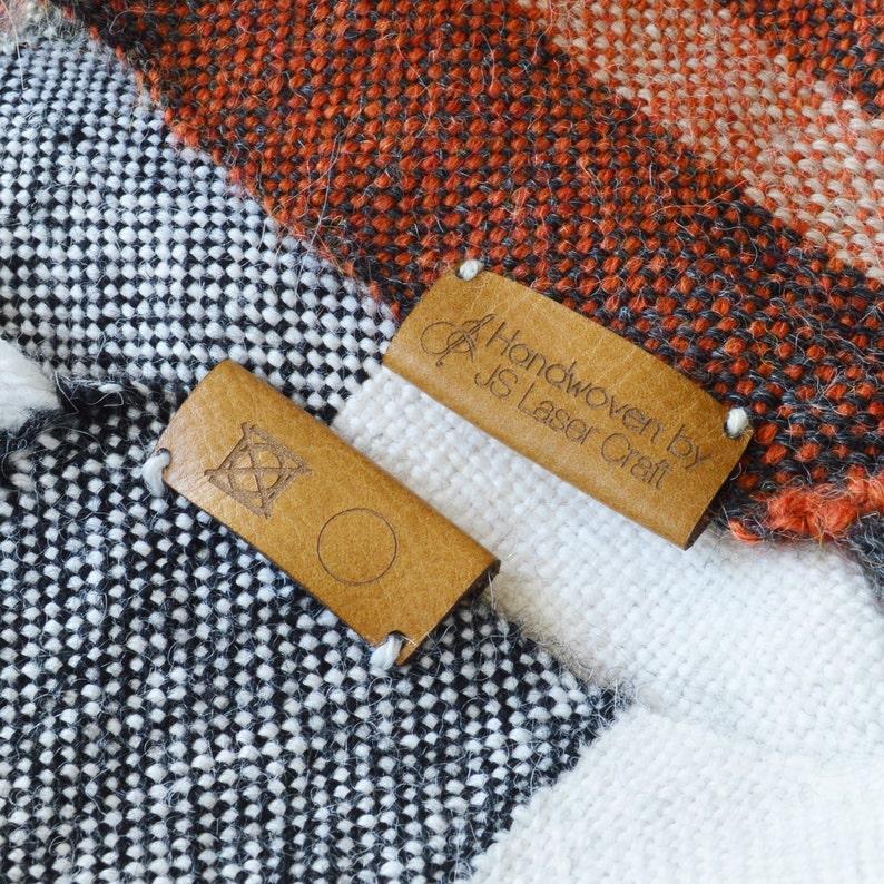 9a05ea5180 Personalizado etiquetas de cuero etiquetas de cuero