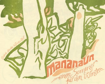 Mananaun-A summer for the winter