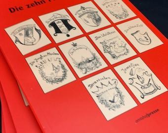 Books. The ten fairytale games, dramatized