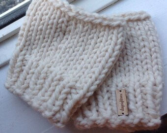Boot cuffs / boot toppers / Fisherman
