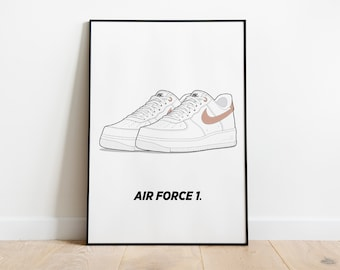 poster air force 1