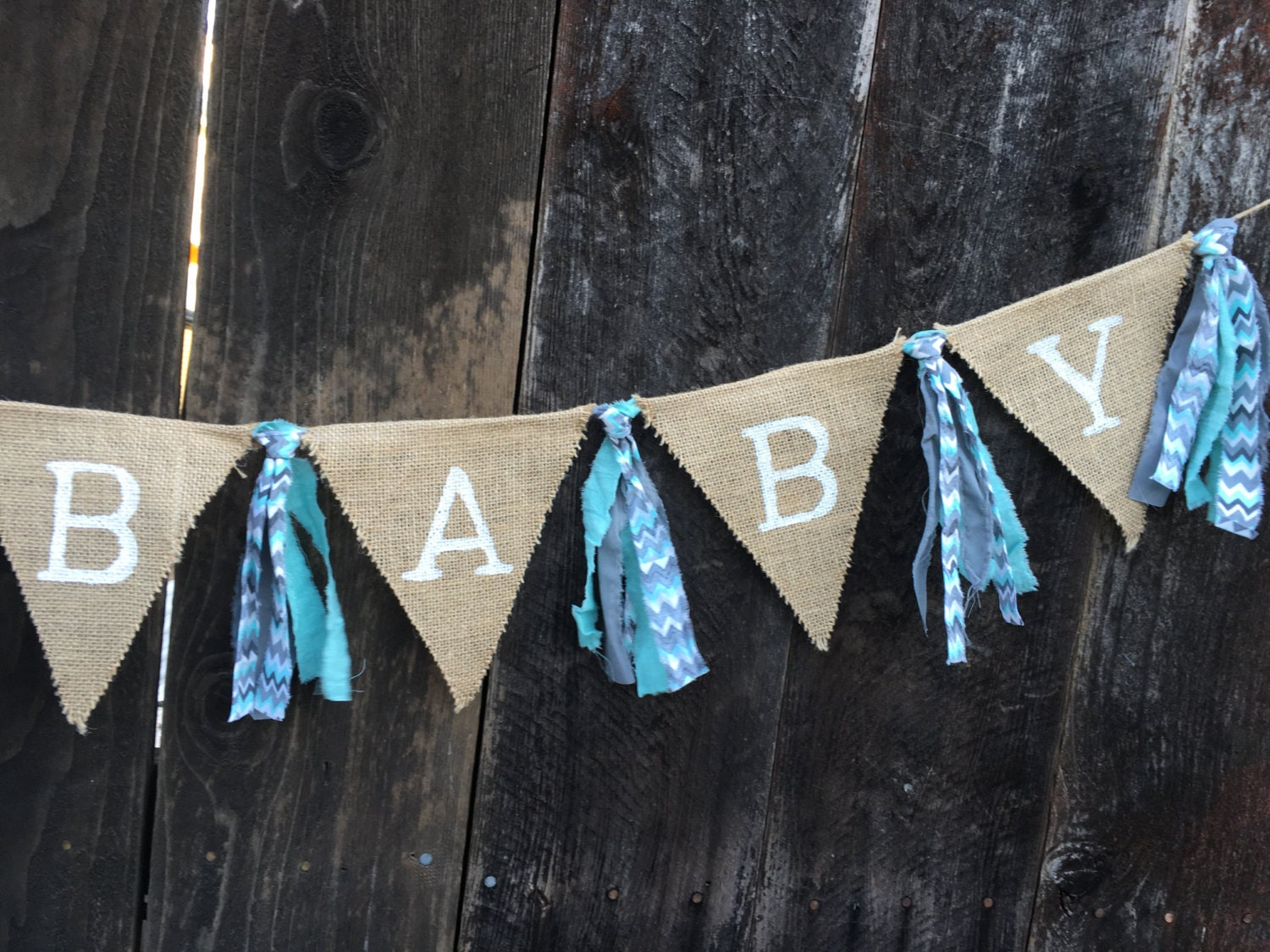 oh baby oh baby banner burlap banner baby shower baby boy new