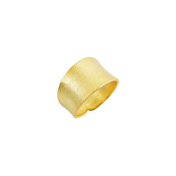Chevalier Tube Ring