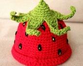 Baby hat. Crochet hat. St...