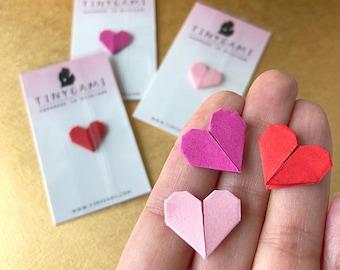 Tiny Origami Heart