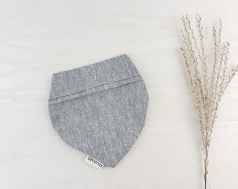Washable cover for your Heart comfort cushion for babies  | Hemp & organic cotton
