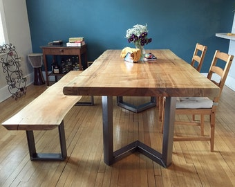 Custom Dining Tables & Custom dining tables | Etsy