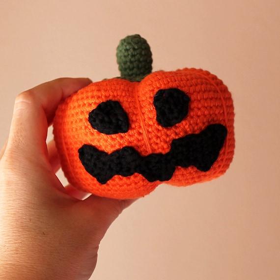 Halloween Pumpkins Toy. Amigurumi Toy, Handmade, Orange Decorative Art, Cute Gift, Crochet, Home Decor, DIY, Made to Order, Winter Crafts