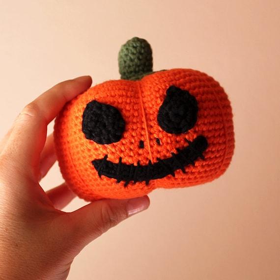 Halloween Pumpkins Toy. Amigurumi Toy, Handmande, Orange Decorative Art, Cute Gift, Crochet, Home Decor, DIY, Made to Order, Winter Crafts