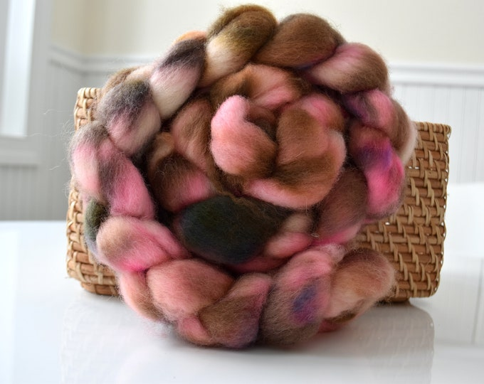 Bfl wool 4 oz