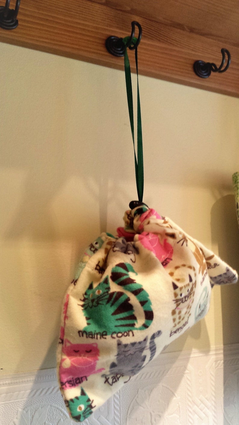 New Draw String Storage Toy Travel Pet Bag Hand Made USA Ships FREE USA /& Canada
