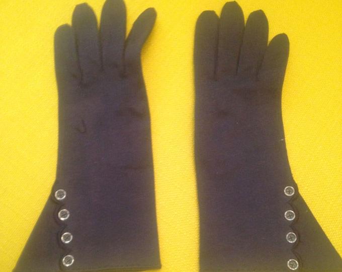 "Vintage 1940's Gloves ""Wear Right"" Western Germany"