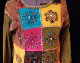Handmade Top from Nepal