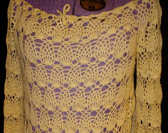 Handmade Crochet Top