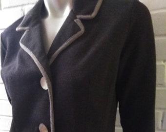 Vintage 50's Wool Jacket -Made in England