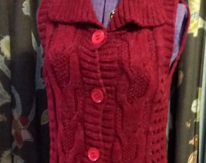 The Perfect Vintage Sweater Vest