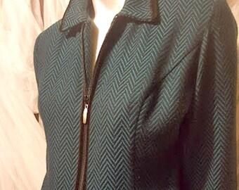 Vintage 90's Lightweight Acrylic Jacket