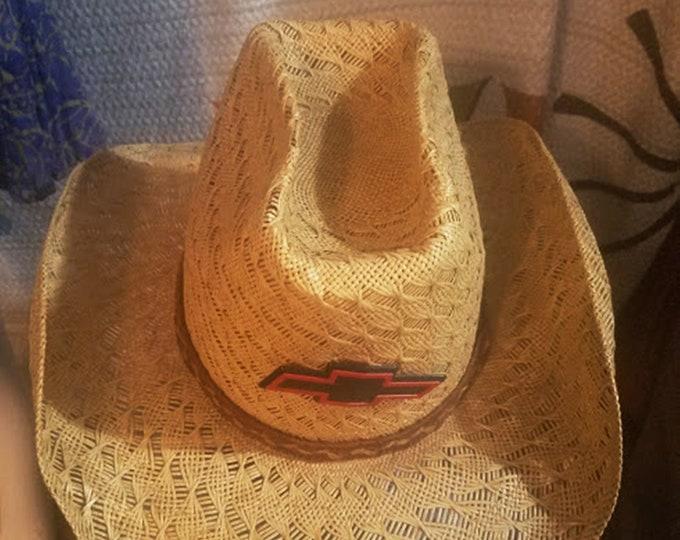 Vintage 70's Resistol Self-Conforming Hand Woven Hat