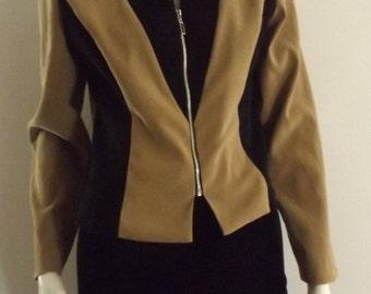 Vintage 80'S Ultra Suede Jacket