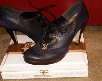 Leather Platforms by Top Shelf