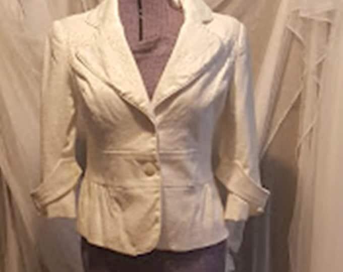 Vintage 90's Winter White Jacket