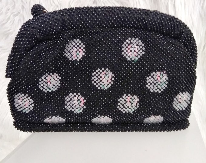 Vintage Beaded Bag Hong kong