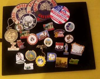 Vintage Elks BPOE Memorabilia 27 Piece Collection