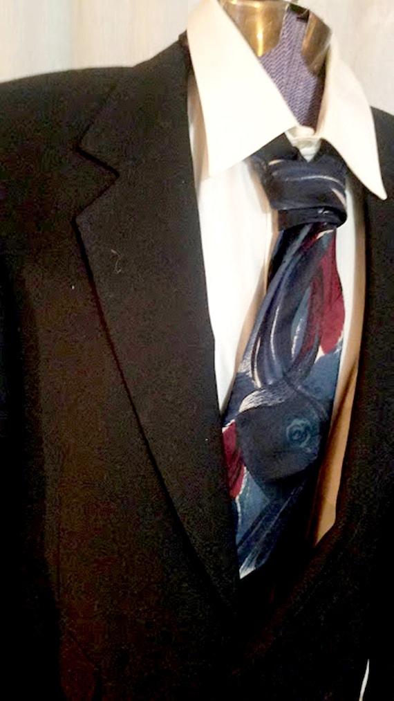 Vintage Halston Silk Necktie - image 1