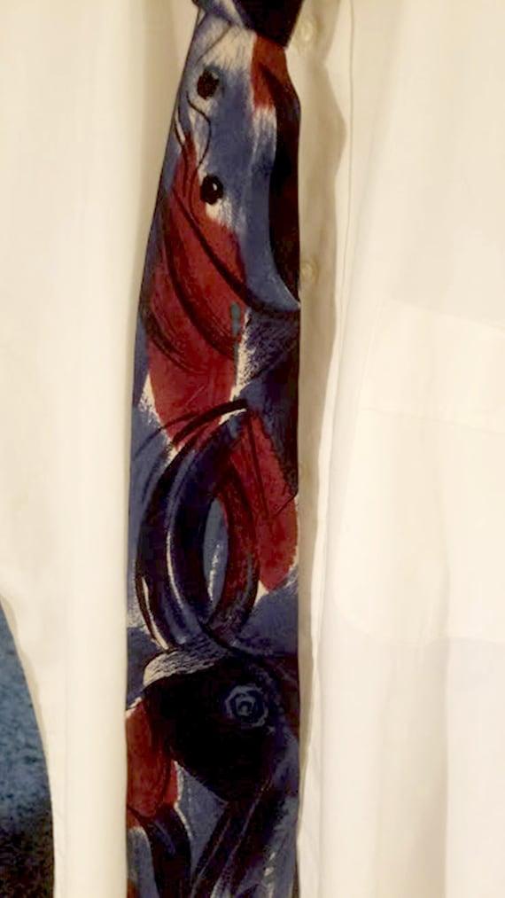 Vintage Halston Silk Necktie - image 3