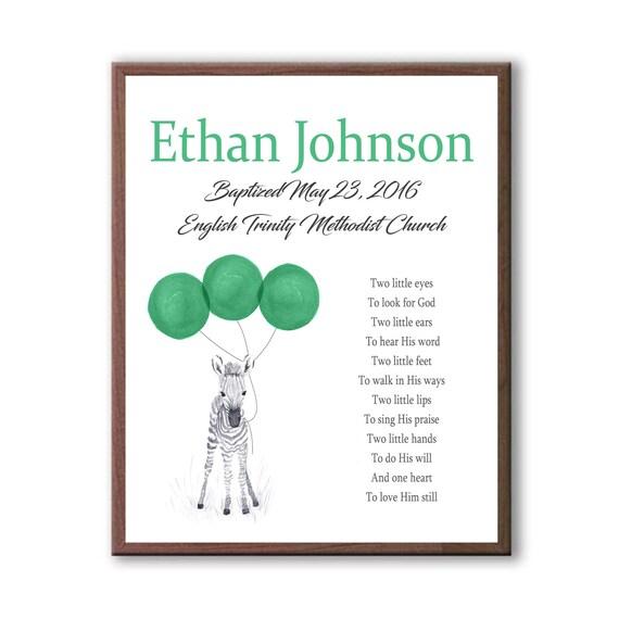 Dedication Gift, Art For Dedication Naming Day, Baptism Gift For Godchild Boy, Christening