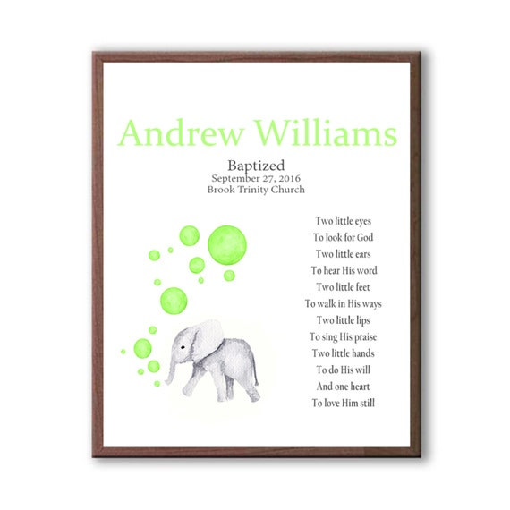 Art For Baby Boy Dedication Day, Christening Art Gift From Godparents, Baptism Gifts, Dedication