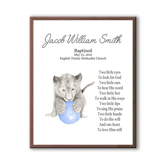 Christening Gifts for boys, Baptism Gift Boy, Baby Dedication Gift, Gift From Godparents