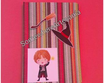 Ron Weasley Notebook