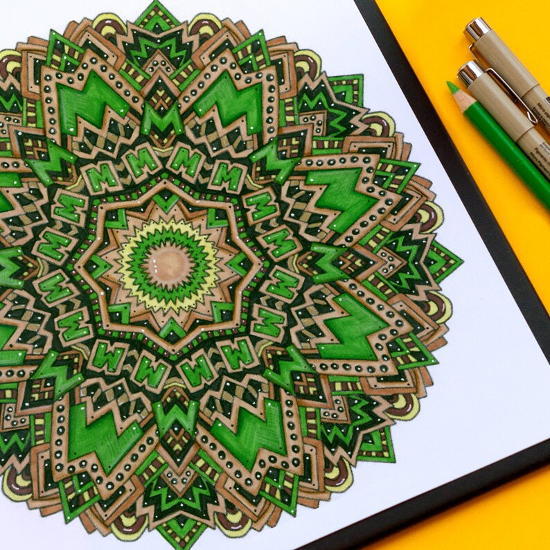 60 Mandala Coloring Pages Mandala Coloring Book Printable Coloring Book Adult Coloring Book Grown Up Coloring Book Coloring Page