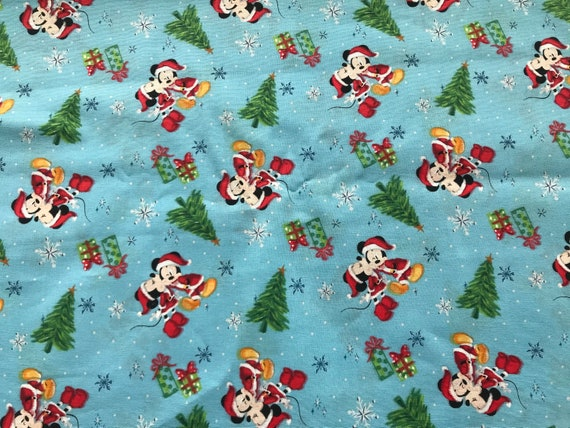 image 0 - Disney Christmas Fabric