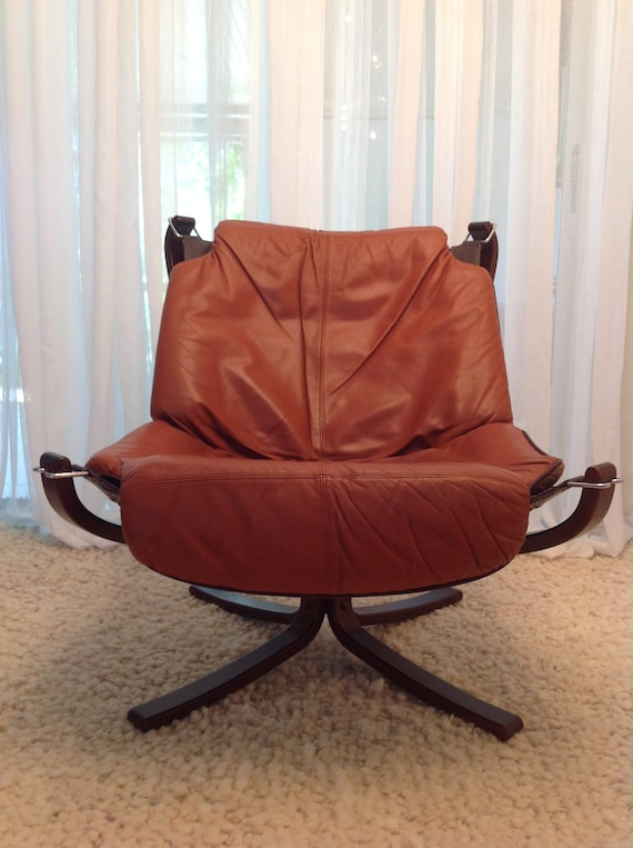 Superb A Mid Century Modern Sigurd Ressell Falcon Leather Chair Pdpeps Interior Chair Design Pdpepsorg