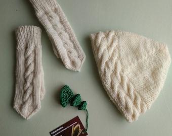 Accessories- hat, gloves